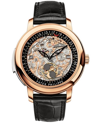 Patek Philippe Grandes Complications 43mm 5304R