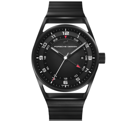 Porsche Design 1919 Globetimer All Black 42mm 4046901418229