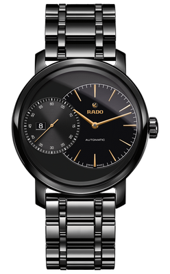 Rado DiaMaster Automatic Grand Seconde 43mm 01 657 0127 3 015