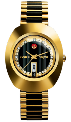Rado Original Automatic 35mm 01 764 0413 3 158