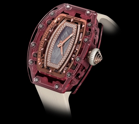 Richard Mille Pink Sapphire RM07-02