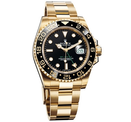 Rolex GMT Master II 40mm 116718 Black