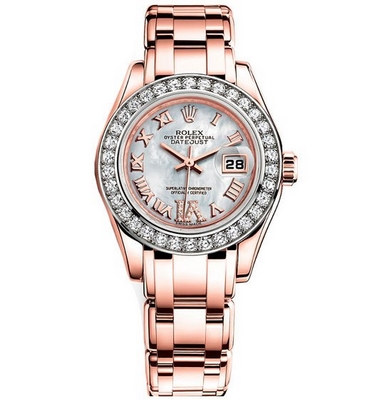 Rolex Pearlmaster 29mm 80285
