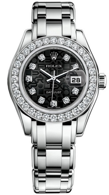 Rolex Pearlmaster 29mm 80299-0101