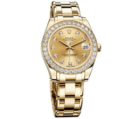 Rolex Pearlmaster 34mm 81298