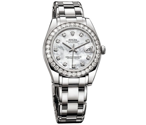 Rolex Pearlmaster 34mm 81299
