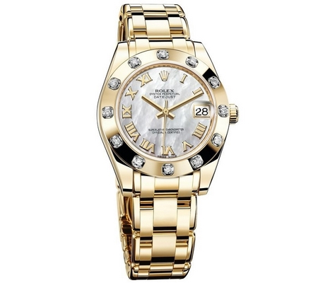 Rolex Pearlmaster 34mm 81318