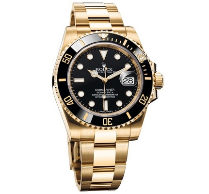 Rolex Submariner 40mm 116618