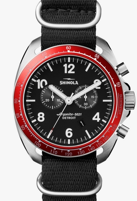 Shinola Rambler Chrono 44mm Q 20007928-SDT-001138058