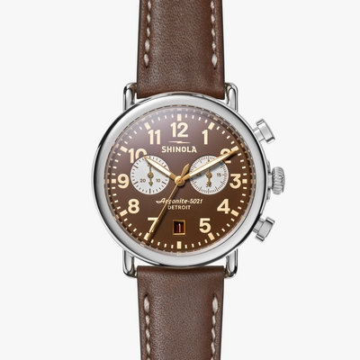 Shinola The Runwell Chrono 41mm Q 20044132-SDT-002121464