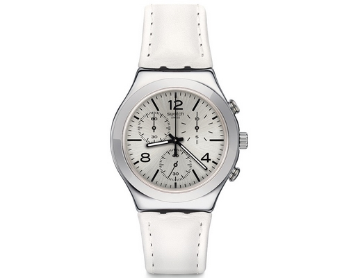 Swatch Biancamente 40mm Q YCS111