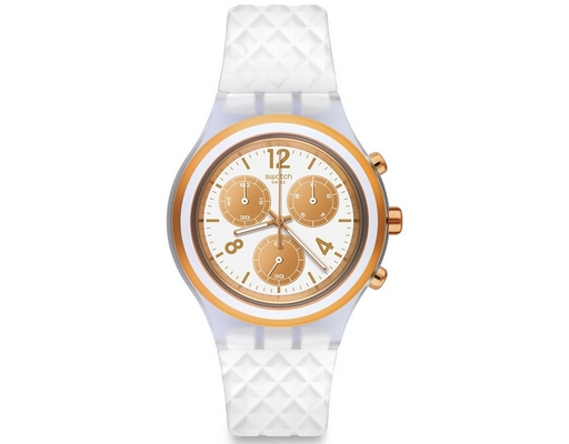 Swatch Elerose 43mm Q SVCK1006