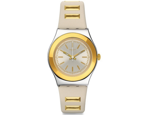 Swatch Golden Steps 33mm Q YLS195