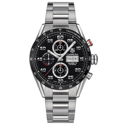 TAG Heuer Carrera Calibre 16 Day-Date 43mm CV2A1R-BA0799
