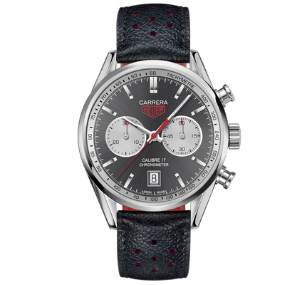 TAG Heuer Carrera Calibre 17 41mm CV5110.FC6310