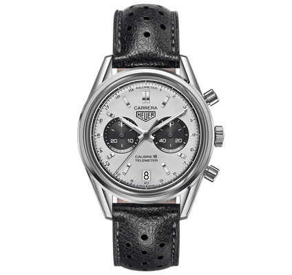 TAG Heuer Carrera Calibre 18 39mm CAR221A-FC6353