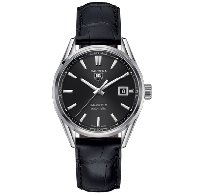 TAG Heuer Carrera Calibre 5 39mm WAR211A.FC6180