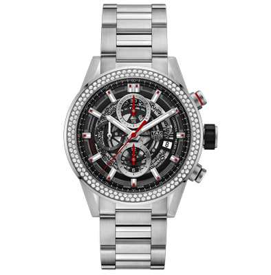 TAG Heuer Carrera Calibre Heuer 01 43mm CAR201P.BA0766
