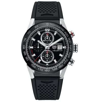 TAG Heuer Carrera Calibre Heuer 01 43mm CAR201Z-FT6046