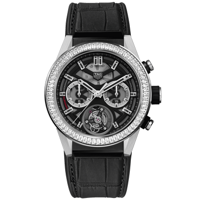 TAG Heuer Carrera Calibre Heuer 02T COSC 45mm CAR5A81.FC6377