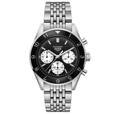 TAG Heuer Heritage Calibre Heuer 02 Chronograph 42mm CBE2110.BA0687