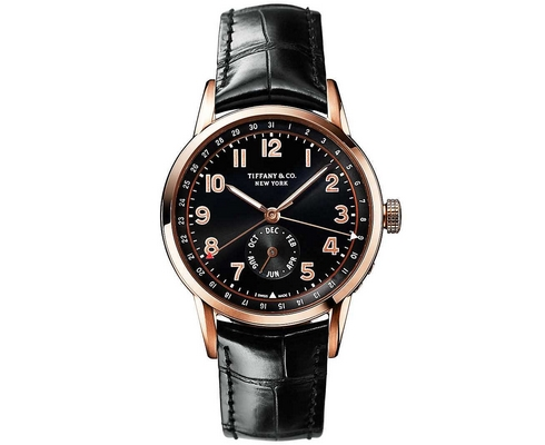 Tiffany CT60 Annual Calendar 40mm
