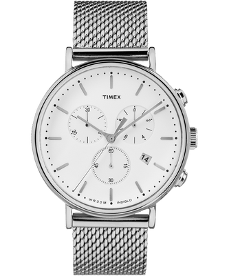 Timex Fairfield 41mm Q TW2R27100ZA