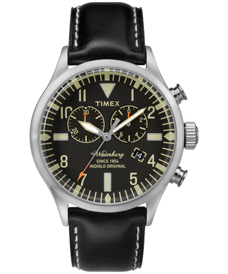 Timex Waterbury 42mm Q TW2P64900ZA