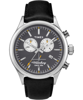 Timex Waterbury 42mm Q TW2P75500ZA