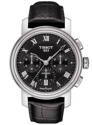 Tissot Bridgeport Chronograph 42mm T097.427.16.053.00
