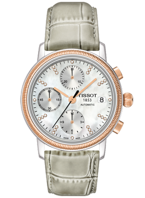 Tissot Bridgeport Lady 37.7mm T71.1.479.76