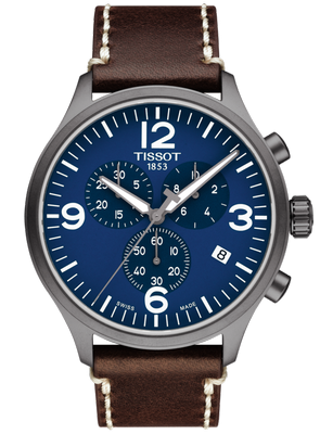 Tissot Chrono XL Q 45mm T116.617.36.047.00