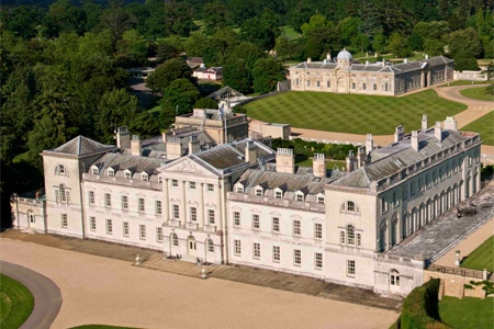 UK Bedfordshire Woburn Woburn Abbey