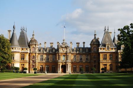 UK Buckinghamshire Aylesbury Waddesdon Manor