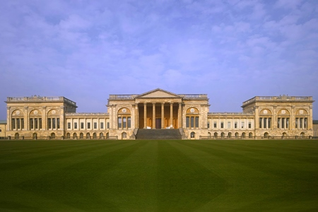 UK Buckinghamshire Stowe Stowe House