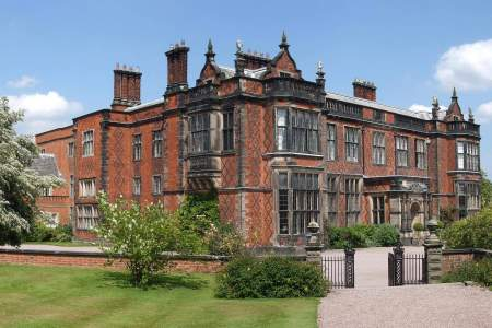 UK Cheshire Arley Arley Hall