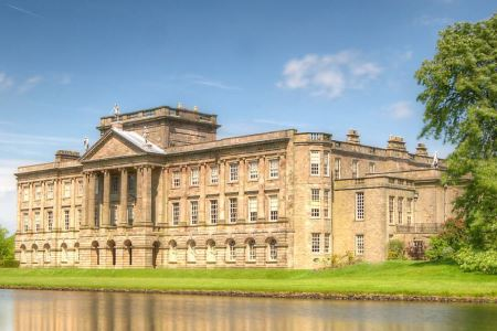 UK Cheshire Disley Lyme Park