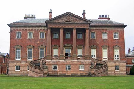 UK Cheshire Knutsford Tabley House