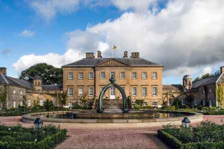 UK Cumnock Scotland Dumfries House