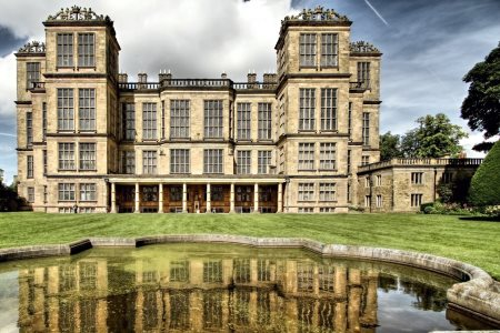 UK Derbyshire Chesterfield Hardwick Hall