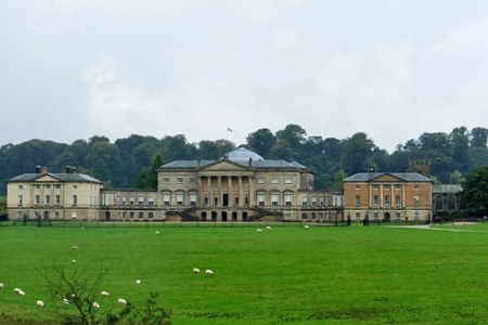 UK Derbyshire Kedleston Kedleston Hall