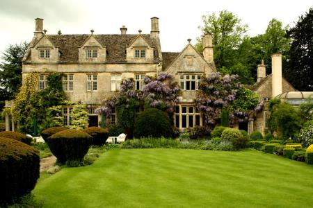 UK Gloucestershire Cirencester Barnsley House