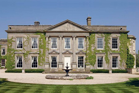 UK Gloucestershire Cirencester Bledisloe House