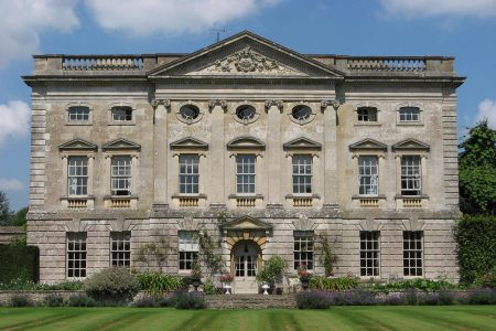UK Gloucestershire Tetbury Upton House
