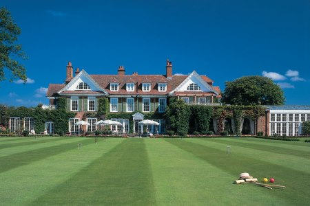 UK Hampshire New Milton Chewton Glen
