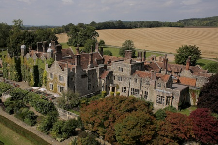 UK Kent Ashford Eastwell Manor