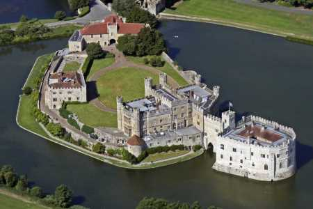 UK Kent Maidstone Leeds Castle