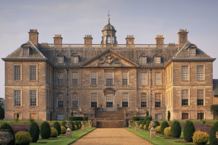 UK Lincolnshire Grantham Belton House