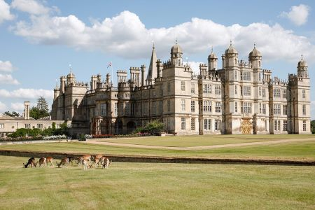 UK Lincolshire Peterborough Burghley House