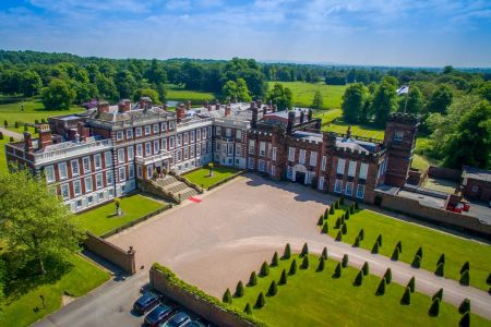 UK Merseyside Knowsley Hall